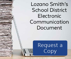 School District Electronic Communication Document